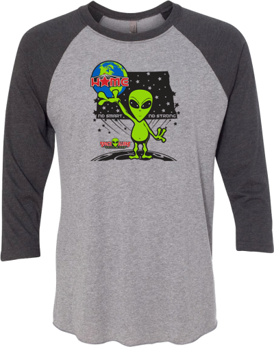 Space Aliens Roswell Home Tee Color